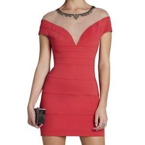 NWT BCBG Maxazria Piper Body-Con Dress